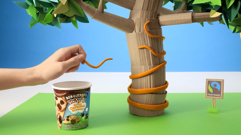 Ben & Jerry's 'Topped'