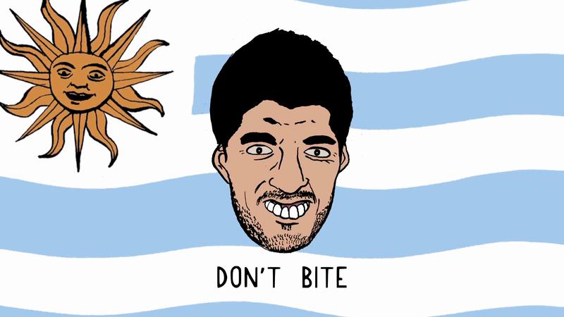 Hey Luis Don't Bite Me