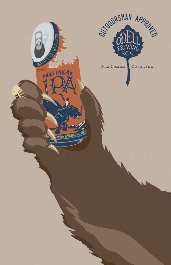 Odell - IPA Day Posters