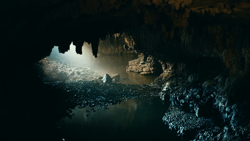 "Sony Xperia - ""Cave"""