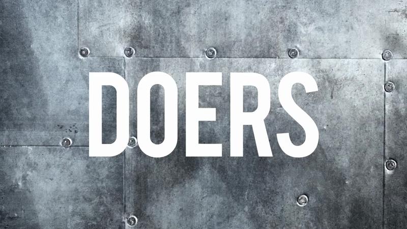"""Chevron - """"Doers"""""""