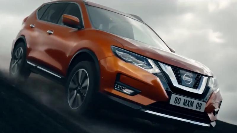 Nissan - Sigur Ros