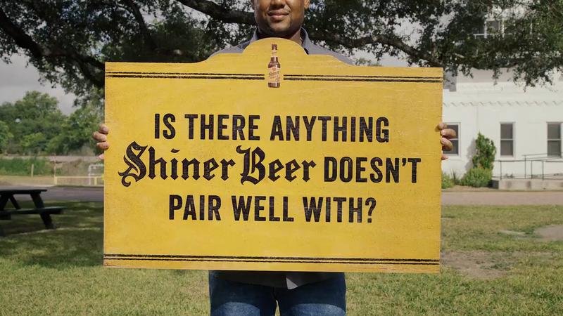 Shiner - Pairings
