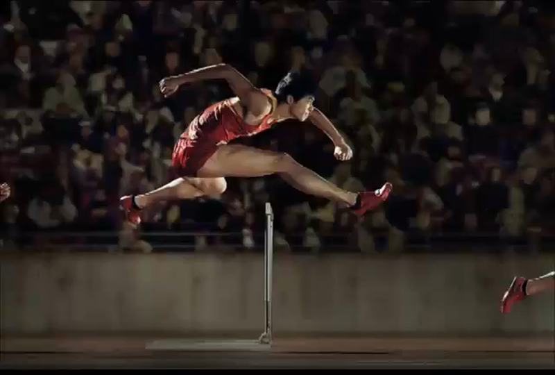 "Nike ""Courage"" - Wieden + Kennedy"