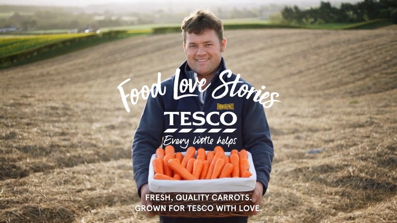 Tesco / Food Love Stories - Carrots