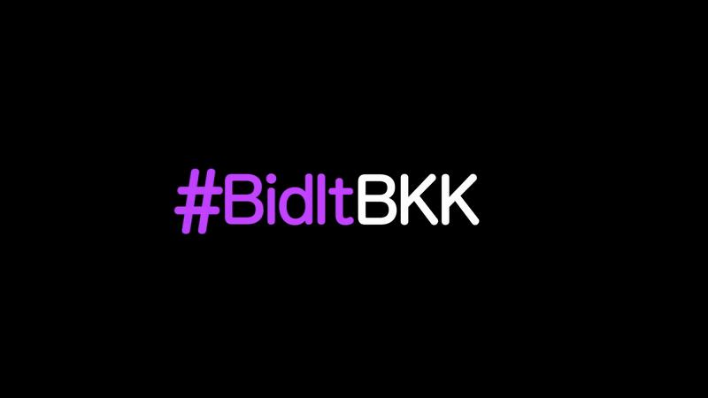 Bid it in Bangkok - Gear