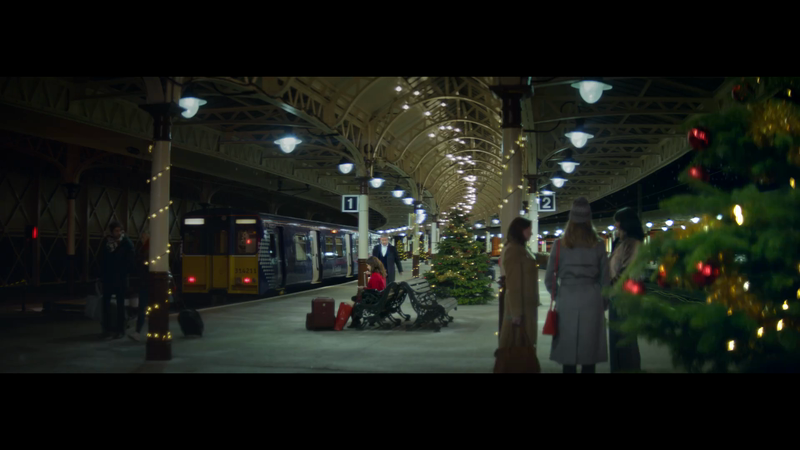 Vodafone Xmas TV & Social Films