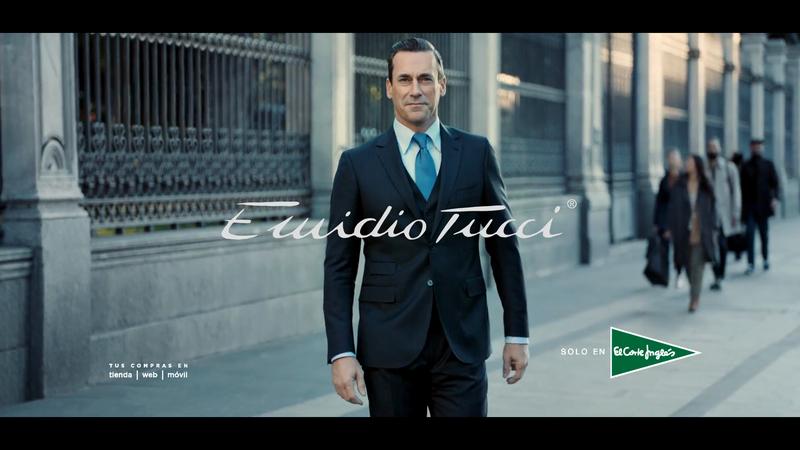 Emidio Tucci by Jean Claude Thibaut (RSA)