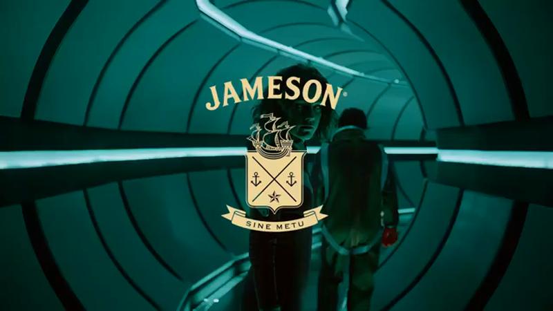 Jameson's Online Advert