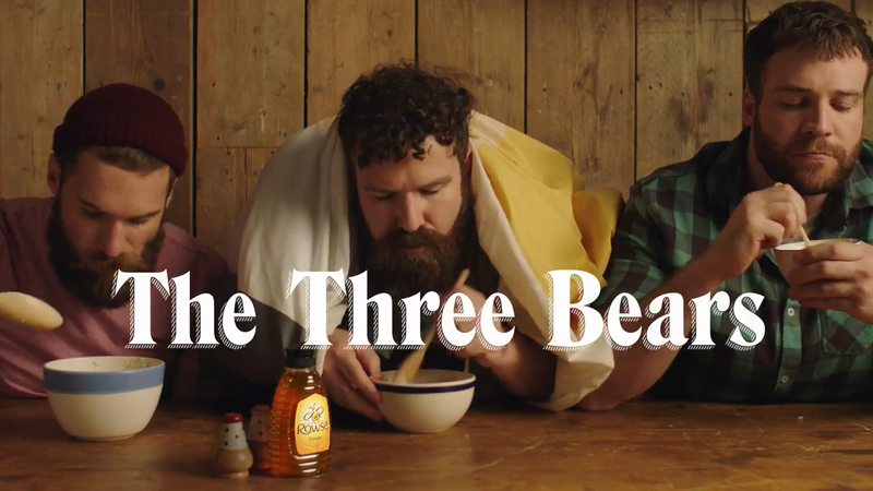 Rowse Honey Three Bears Trailer
