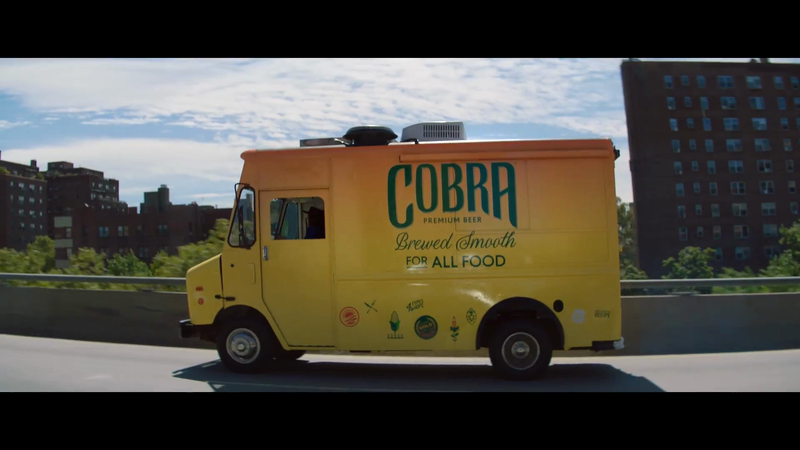 Cobra Embarks On Worldwide Foodie Road Trip