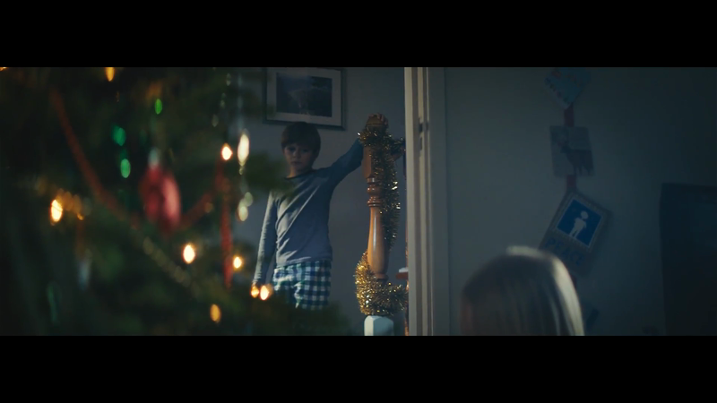 Joe Parsons Cuts A Powerful Short For NSPCC's Christmas Campaign