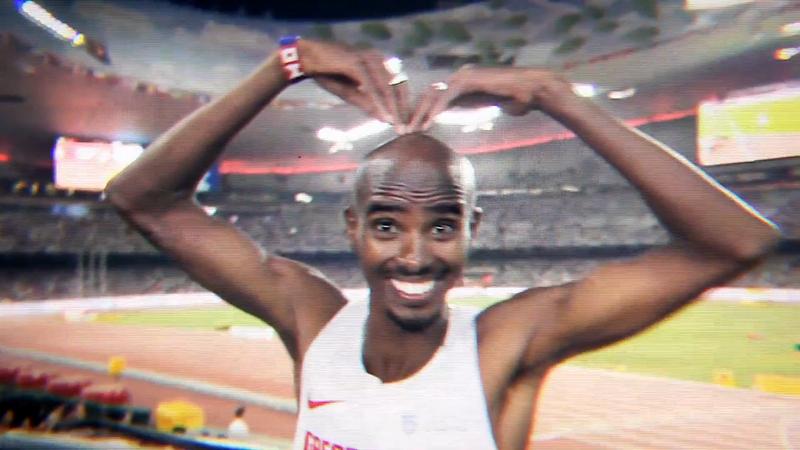 Nike - Mo Farah - Smile