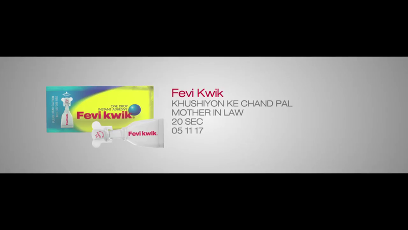 Fevikwik KKCP - Mother in Law