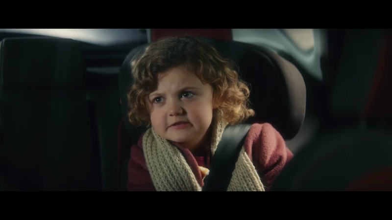 New Work From SIREN For McDonalds Christmas Campaign Directed By James Rouse At Outsider