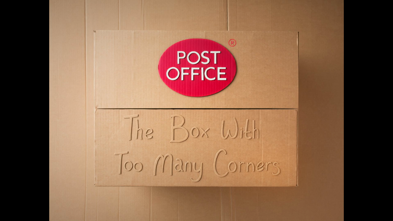 Post Office The BOX