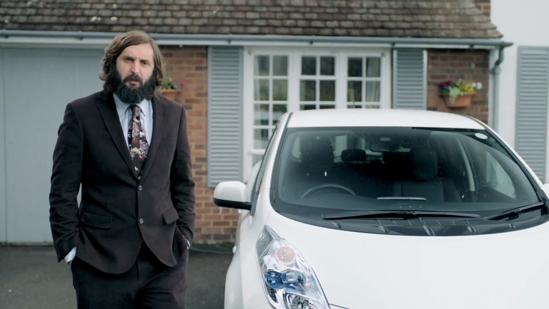 Joe Wilkinson Presents the Foolproof Guide to Electric Driving for Nissan