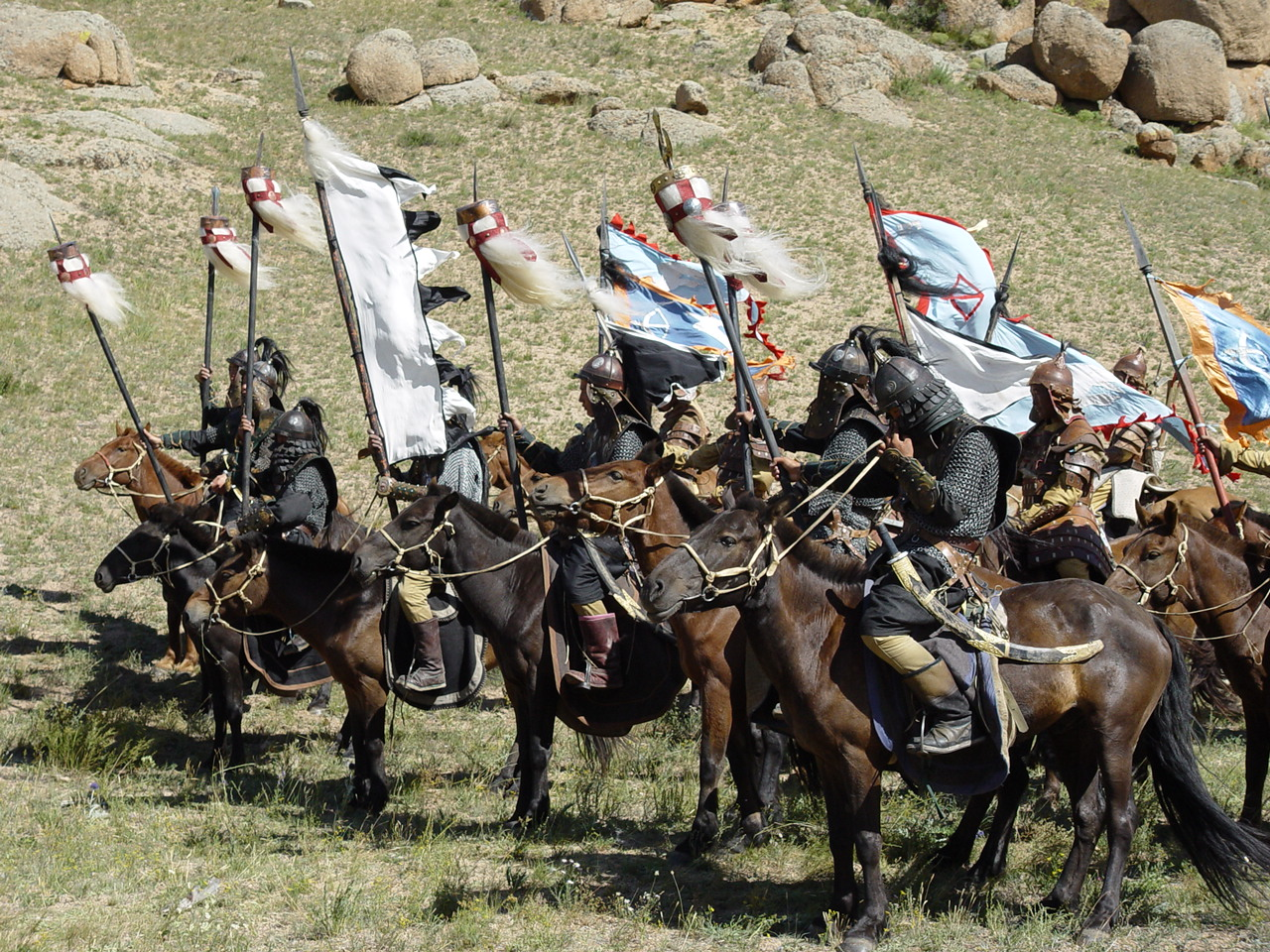 Mongolia - Historical Drama