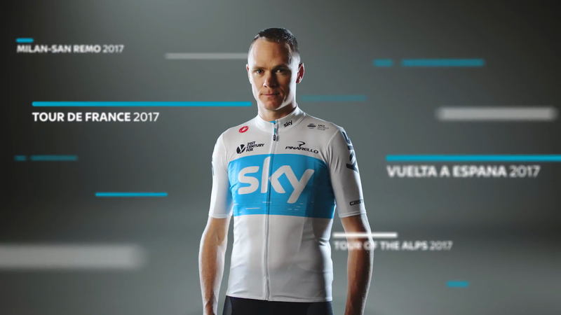 Team Sky go on a journey with Rabble and Mob Film.