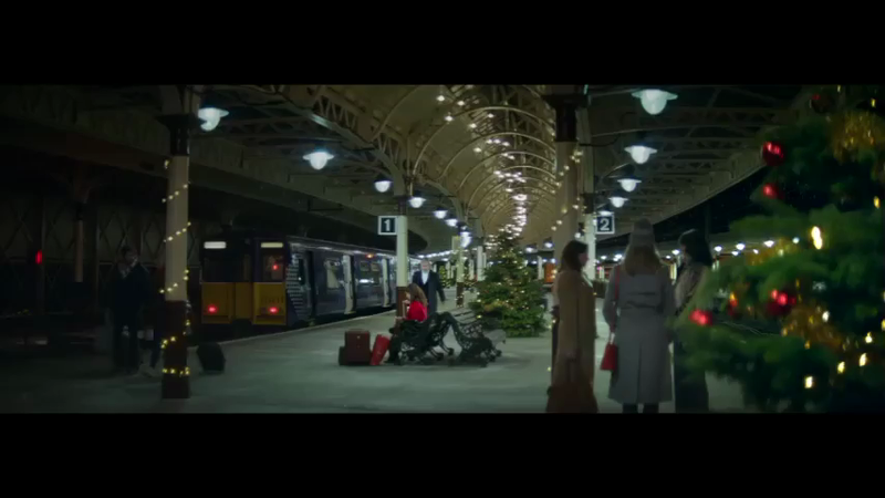 Vodafone - Love On The Platform