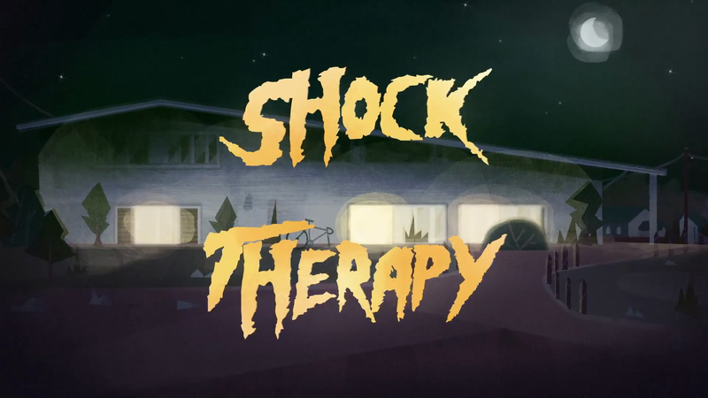 Shock Therapy Trailer