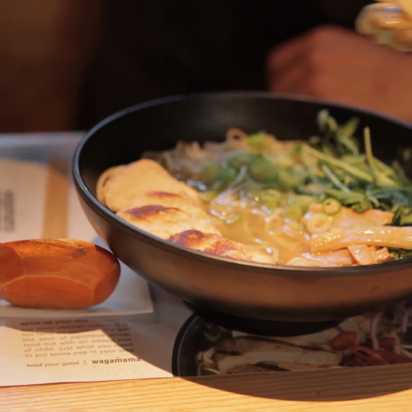 Wagamama's Mix it Up