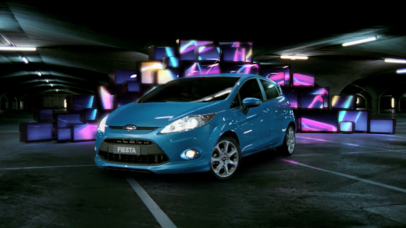 Ford Fiesta Features