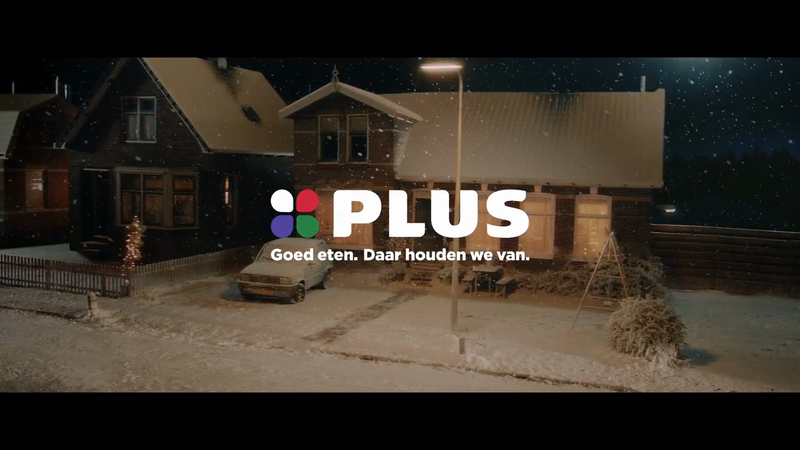PLUS Supermarket - Christmas