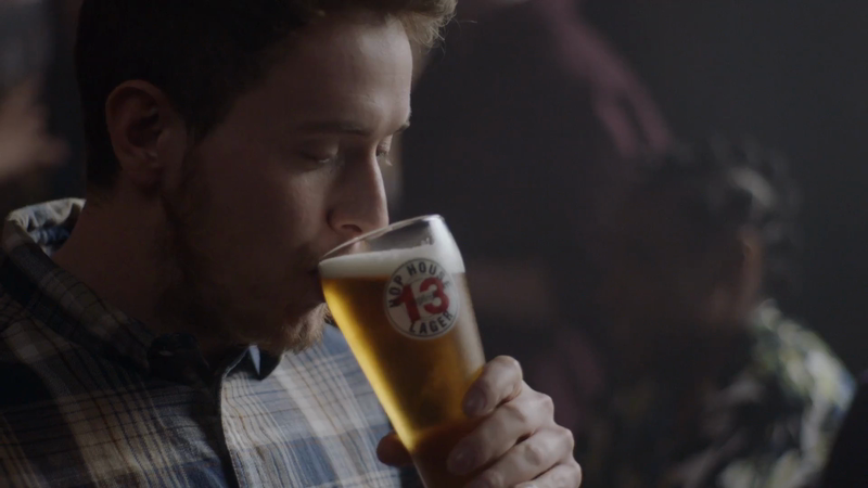 Eve's Spot For Guinness' New Lager Will Leave You Feeling Thirsty