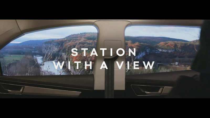 Station with a View