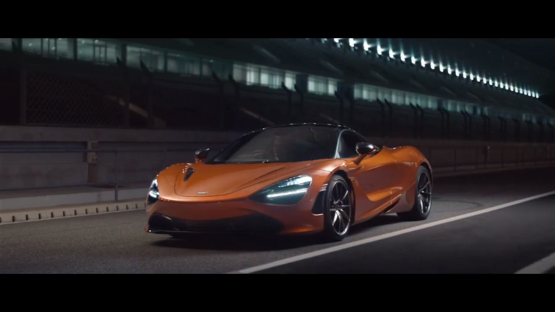 McLaren 720S 'RAISE YOUR LIMITS'