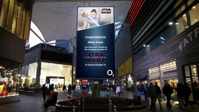O2 Star Wars
