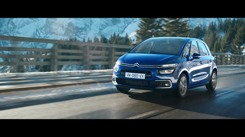 Citroën - Winter