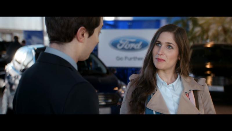 Ford - La seduction