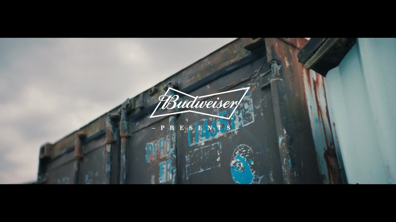 Budweiser 'This Buds for You'