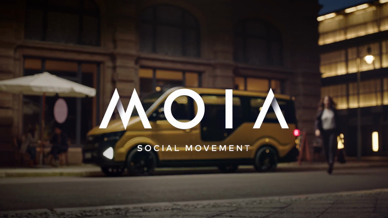 MOIA - The Empty Seat