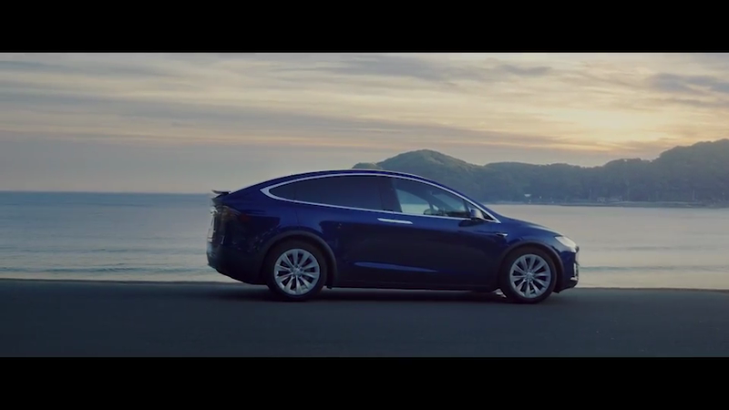 Tesla – The Greatest Drive