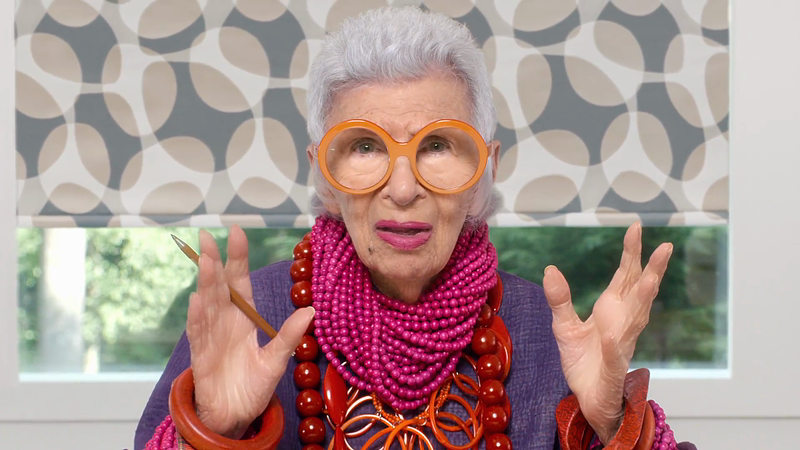 "Hunter Douglas ""Iris Apfel"""