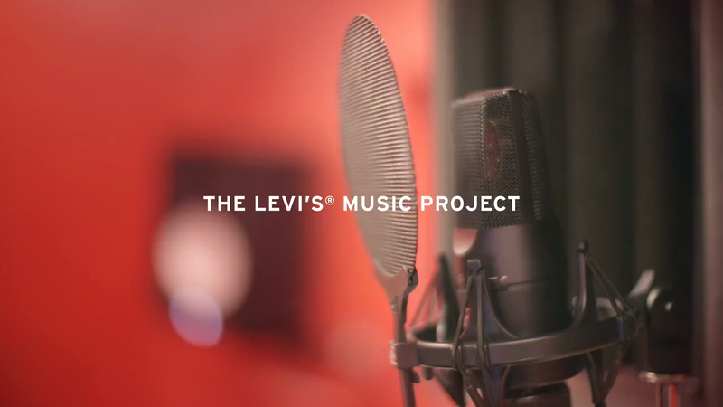 Inspiring the Next Generation - Levi's® Music Project