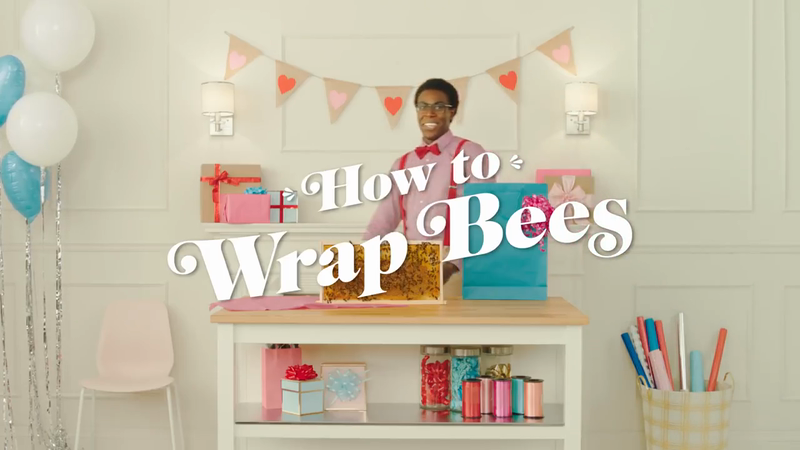 How To Wrap Bees | Gift of Hope | Plan International Canada