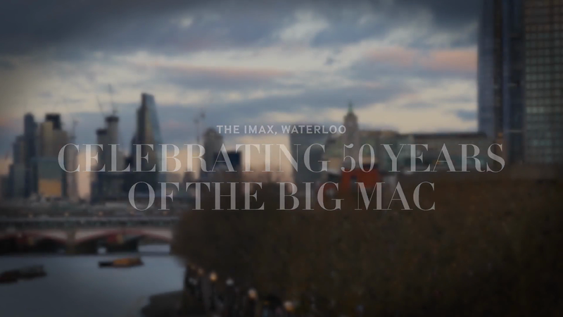 Big Mac 50th Anniversary