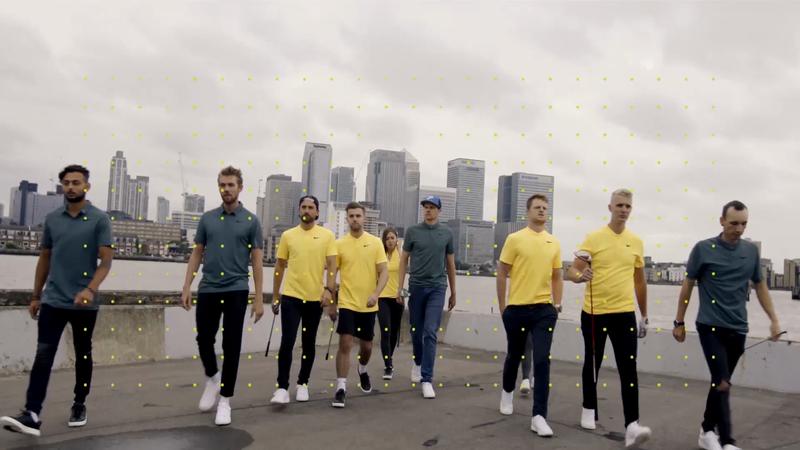 Nike: Golf LDN