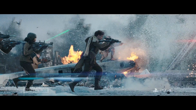 PS4 Star Wars Battlefront II – Rivalry