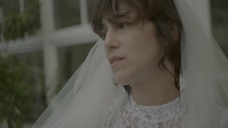 "Charlotte Gainsbourg ""Deadly Valentine"" directed by Charlotte Gainsbourg"