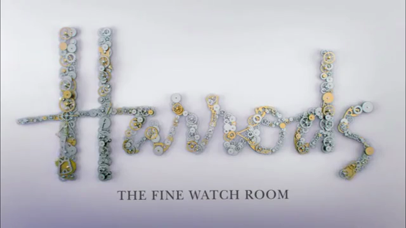 "Harrods ""Ants"" - The Fine Watch Room"