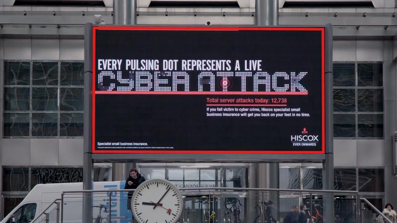Hiscox Cyber Attack