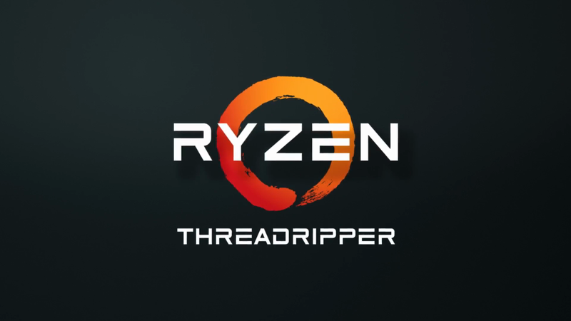 Launching Threadripper