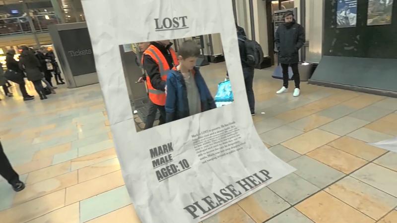 Barnardos 'Lost'