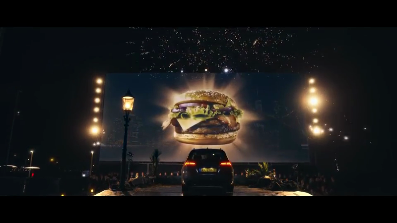 McDonald's - McDrive Roadmovie