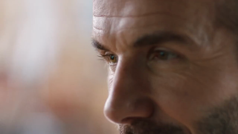 Adidas - David Beckham Capsule Collection — Teaser